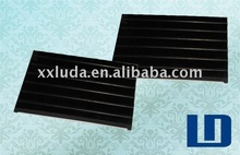 adhesive railroad bearing pads