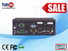 fanless mini pc 12v, mini linux embedded cheap fanless mini industrial pc with GPIO
