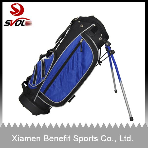small light weight Children's golf stand bag
