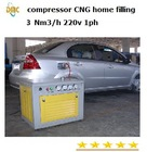 Compressor for Air Nitrogen Bio Gas Cng high pressure 300bar 4500psi HOT SALE