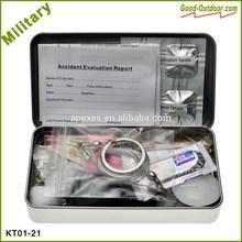 New emergency military survival kit