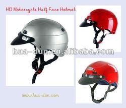 Huadun Half Face Motorcycle Helmet, HD-318