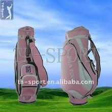 Pink Golf Cart Bag