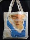 beach cotton folding shopping bag factory