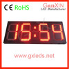 large hotel led alarm clock radio