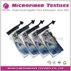 logo printed eyeglasses microfiber soft holder, eyewear cloth bags