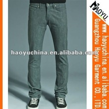 Overstock clothing working clothes men coated jeans skinnies (HY1792)