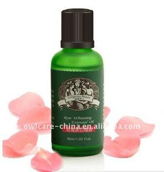 Rose Skin Whitening Certified Organic Essential Oil