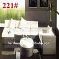 Ratán muebles de la india 221#