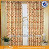 2015 new polyester yarn dyed Jacquard Blackout Curtain Fabric made in China