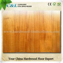 indoor burma teak solid wood flooring