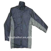Men spring /autumn padding jacket stock