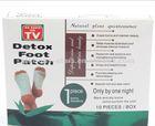 G37 bamboo vinegar detox foot pads patches kinoki foot paste