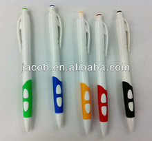 MOQ 2000pcs cheapest pen with logo printing free shipping
