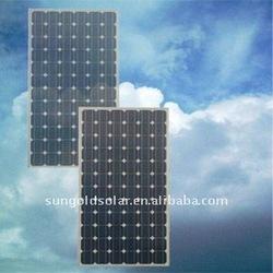 monocrystalline solar panel with bosch cells
