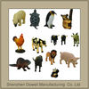cheap pvc animal figure toys/ small plastic animal figurines