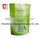 Color printing laminated ziplock bag/Bird/Pet food package