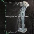 Monofilamento de una sola capa de pesca de enmalle