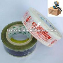 Hot sale OEM OPP self adhesive waterproof tape manufacturer