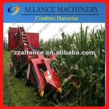 27 High Capacity 4 Row Combine Harvester 0086-136-7697-8427