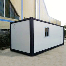 2014 New Design Low Cost Prefab Container House