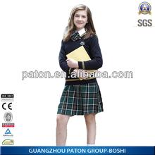 High School Uniform SU-87 New Style,Demure Design