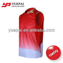 2014 wholesale european youth reversible sublimation cheap custom basketball uniform wholesale