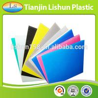 2015 Recycled High quality Cheap Correx Plastic Sheet