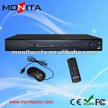 Most economic CCTV H.264 4 Channel Realtime CIF DVR