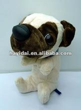 Liscenced dog toy plush toys
