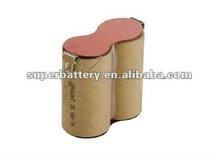 (SR-NC2400) Rechargeable 2.4V ni cd nicd 2400mAh SC Ni-Cd recharge Battery Pack