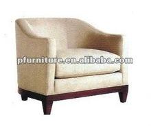 Newest wooden sofa model PFS3425
