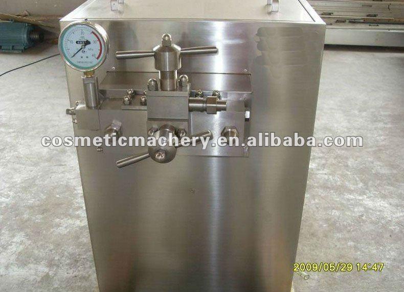 homogénéisateur lait homogénéisateur laitiers