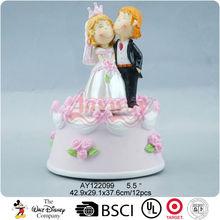 Musical box wedding gifts