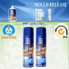silicone lubricant mould release spray