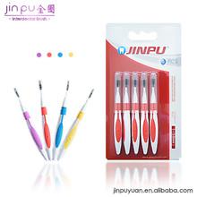 oral cleaning brush Dupont nylon bristle