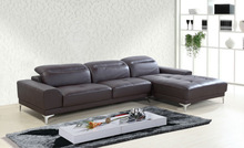 LK-1550 New modern comfortable design leather sofa