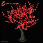 outdoor led Christmas or garden decorative red cherry tree light