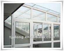 delicate UPVC house window