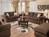 LK-HA11 sweet home comfortable fabric sofa