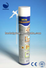Straw Type PU Foam Construction Insulation Adhesive Filler