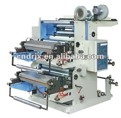 YT Series Double Color Plastic Film Printing Machine(Flexographic)