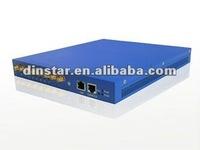 GSM VoIP Terminal,VoIP GSM Gateway Dinstar , 4 SIMS