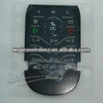 mobile phone keypad For motorola u6 keypad replacement