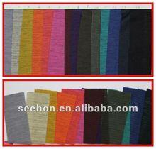 2012 hot Ladder cloth 100% Polyester 120g 155cm Direct manufacturers fabrics