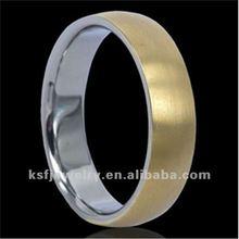 2012 Hot sell stainless steel new design finger ring