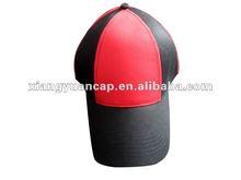custom promotional cotton baseball cap with 6 panel