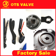 VP-LY-012different wafer flange type valve handle