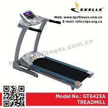 Ningbo Multifunctional sport shop in france modern treadmill heavy duty fitness equipment