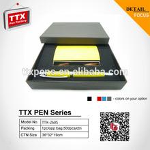 Gift pen set with business card holder for gift ,promotional pen set